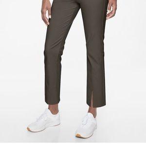 Athleta Wander Slim Straight crop pants